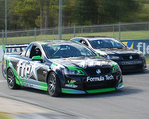 V8 Race Car Ride, 3 Front Seat Hot Laps - Perth