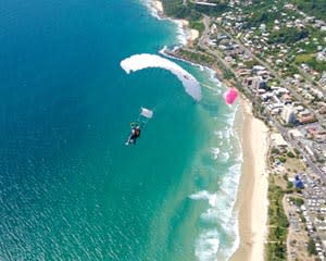 Skydiving Over The Beach Noosa - Tandem Skydive Up To 15,000ft