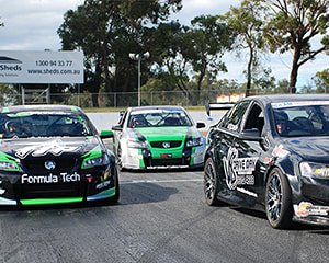 V8 Car or Ute West Coast Blast! 5 Lap Drive - Barbagallo, Perth