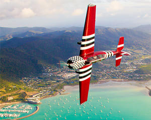 Aerobatic Flight Experience (Mental 20 Minute Flight!) - Airlie Beach, Whitsunday Coast