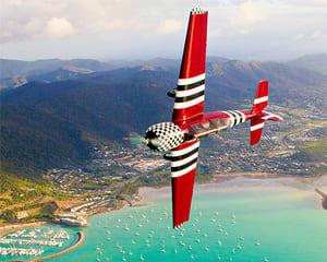 Aerobatic Flight Experience (Mental 20 Minute Flight!) - Airlie Beach, Whitsunday Coast