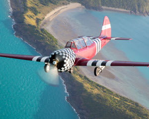 Aerobatic Flight Experience (Insane 30 Minute Flight) - Airlie Beach, Whitsunday Coast