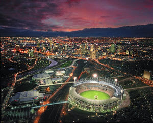 Melbourne Sports Lovers Morning Tour with Melbourne Cricket Ground OR National Sports Museum