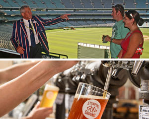 Sport And Beer Tour Of Melbourne