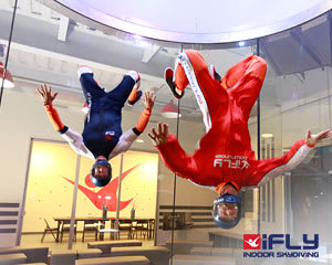 iFLY Indoor Skydiving Gold Coast, 2 Flights - Weekday