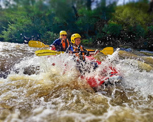 White Water Rafting, 2 Hours - Yarra River, Melbourne