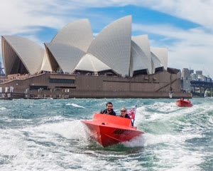 Self Drive Boat Adventure, Sydney Harbour Highlights Tour - INCLUDES PASSENGER