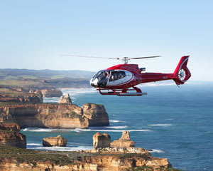1-Day Great Ocean Road Classic Bus Tour with Helicopter Flight Including CBD Transfers - Departs Melbourne
