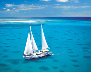 Ocean Spirit Michaelmas Cay Cruise - Cairns