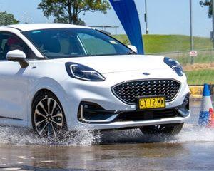 Defensive Driver Training at Sydney Motorsport Park