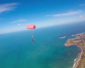 Skydiving Goolwa Basham Beach (Adelaide) - Tandem Skydive 9,000ft