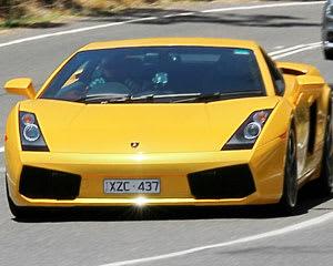 Lamborghini Drive Melbourne (16km)