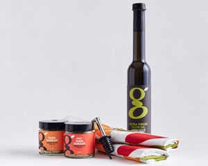 Extra Virgin Olive Oil and Dipping Delights