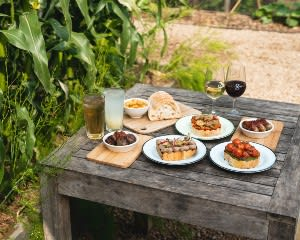 Family Lunch, Tapas and Drinks for 4 - Mornington Peninsula