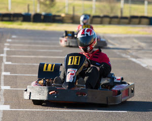 Outdoor Karting 45 Minutes - Picton Sydney