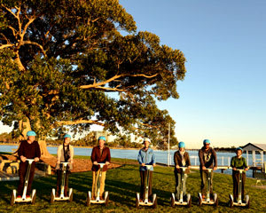 Segway, Coastal Kangaroo Sunset Tour, 1 Hr - Mandurah, Perth