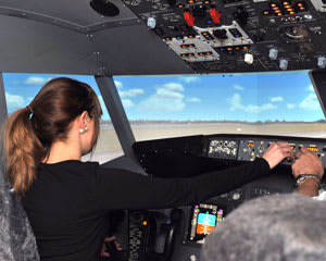 Airliner Simulator Experience, 30 Minutes - Sydney