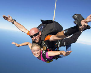 Skydiving 12,000ft Coastal Skydive Semaphore Beach - Adelaide