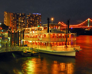 City Lights Dinner Cruise (Weekday Special) - Brisbane