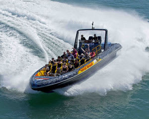 Jet Boat Ride - Fremantle, WA - SPRING SPECIAL OFFER FOR 2 PEOPLE!