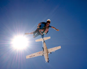 Skydiving Perth York - Weekday Tandem Skydive Up To 15,000ft WINTER SPECIAL!