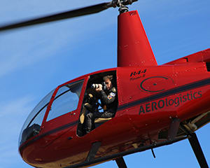 Doors-Off Helicopter Aerial Photography Flight with Pro-Camera Hire For Up To 3 People - Sydney
