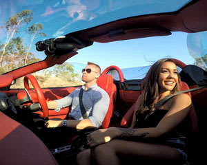 Drive a Ferrari, 1 Hour Plus Photo - Gold Coast (DRIVER PLUS PASSENGER!)