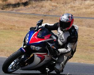 Ride A Kawasaki Motorbike Around Morgan Park Raceway