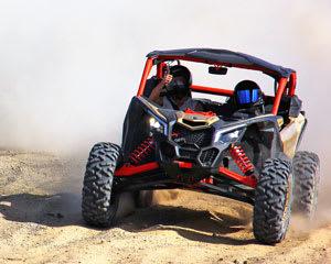 Can-Am Maverick X3, 8 Lap Drive & 1 Hot Lap - Perth
