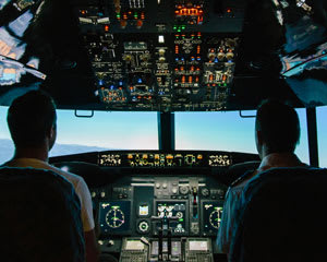 Jet Flight Simulator Canberra – 60 Minute Challenge Flight