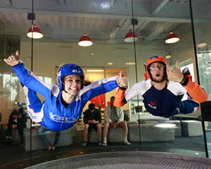 Indoor Skydiving Gold Coast, iFLY Family & Friends Package (10 Flights) - MIDWEEK SPECIAL