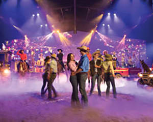 Australian Outback Spectacular, Dinner and Show - Gold Coast - Weekends