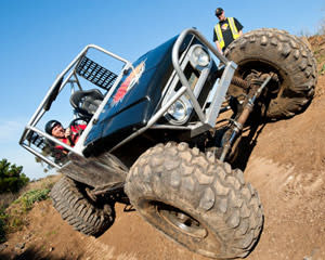 Extreme 4X4 Pro Package - HALF PRICE FRIDAY - Avalon Raceway