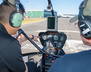 Helicopter Pilot Experience, 30 minutes - Wollongong