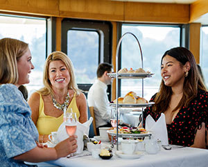 Sydney Harbour High Tea at Sea Cruise