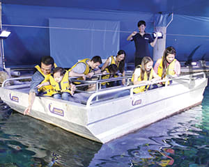 SEA LIFE Melbourne Aquarium Entry - PLUS BEHIND THE SCENES AND GLASS BOTTOM BOAT TOUR