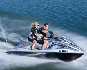Jet Ski Adventure for 2, 2hr South Stradbroke Island Adventure Safari - Gold Coast