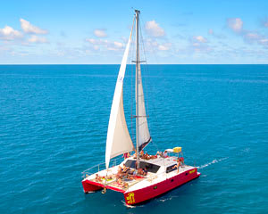 Adventurous 2 night sailing package
