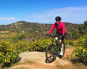 Mountain Bike Guided Tour - You Yangs