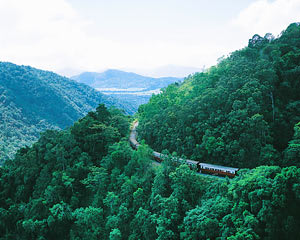 ATV and Kuranda Train Full Day Package - Cairns
