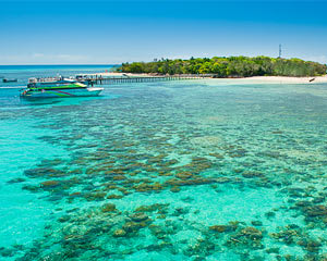 ATV and Snorkelling off Green Island Full Day Package - Cairns