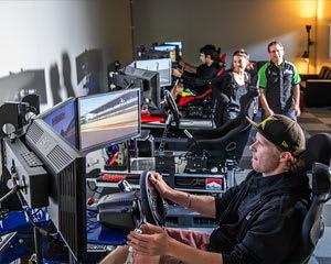 Full Motion Car Racing Simulator - 30 minutes