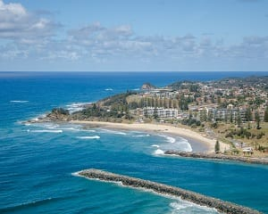 Scenic Helicopter Flight over beaches, 20 minutes - Port Macquarie