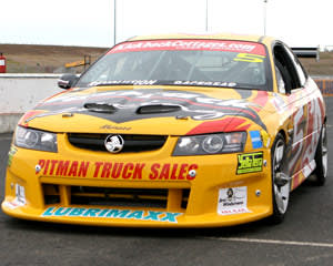 V8 Hot Laps Ride (FRONT SEAT) 3 Laps- The Bend, Tailem Bend