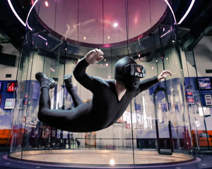 Indoor Skydive Sydney - Virtual Reality - 3 Flights