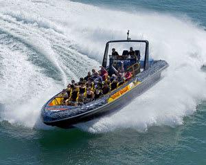 Jet Boat Ride - Fremantle, WA - FOR 2