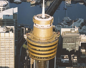 Sydney Tower Eye Observation Deck & 4D Cinema Admission - EARLY BIRD 2-FOR-1