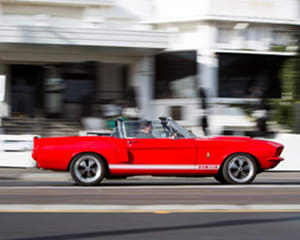 GT500 Mustang One Day Self Drive Car Hire at Moorabbin - Weekend
