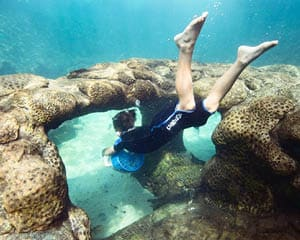 Seascooter Guided Snorkel Tour - Phillip Island