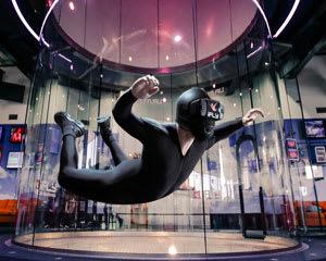 iFLY Indoor Skydive Perth - Virtual Reality - 5 Flights